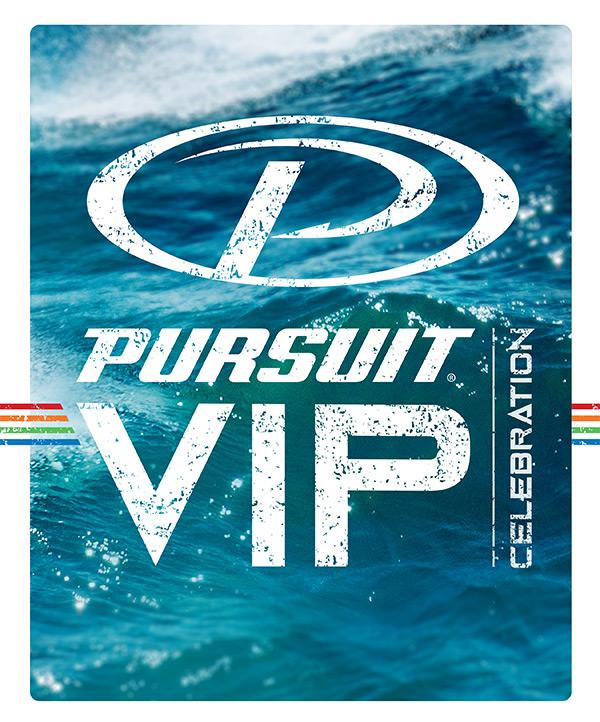 Pursuit VIP Celebration Logo