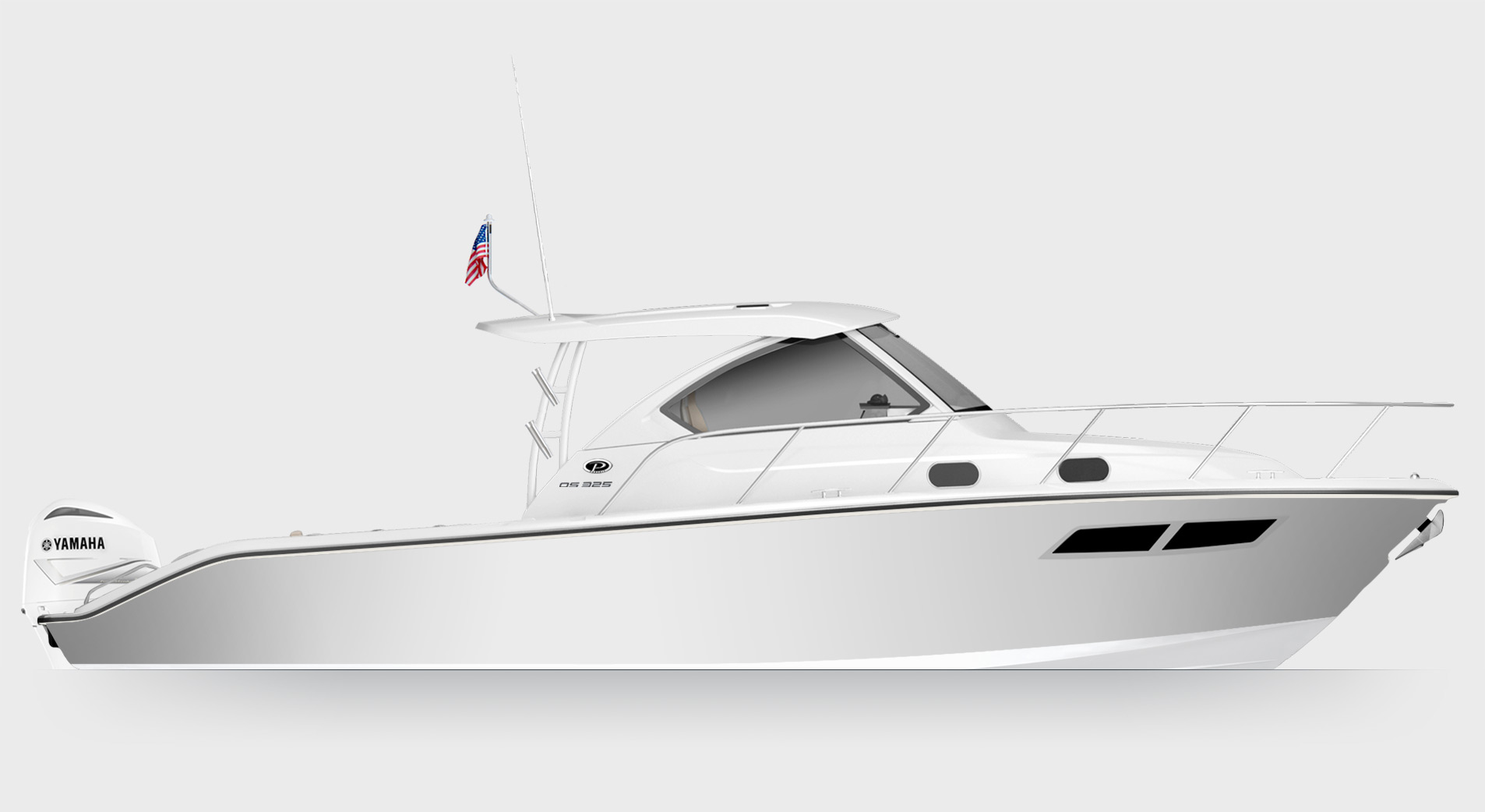 Pursuit Boats - OS 325 OFFSHORE
