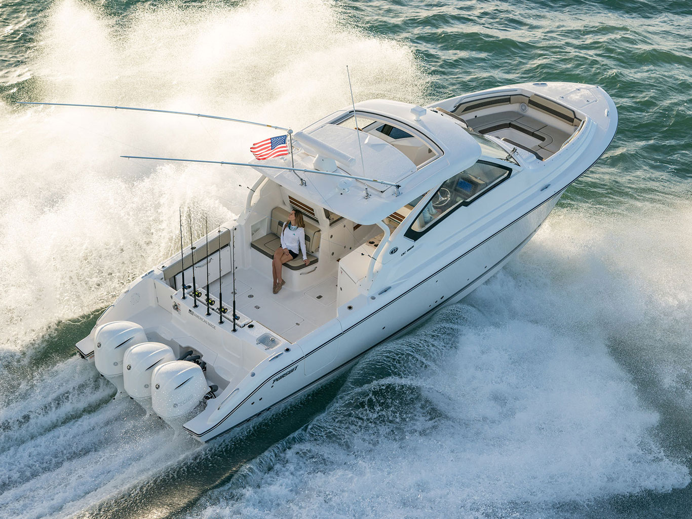 Phenomenal Pursuit Boats Dc 365 Dual Console Andrewgaddart Wooden Chair Designs For Living Room Andrewgaddartcom