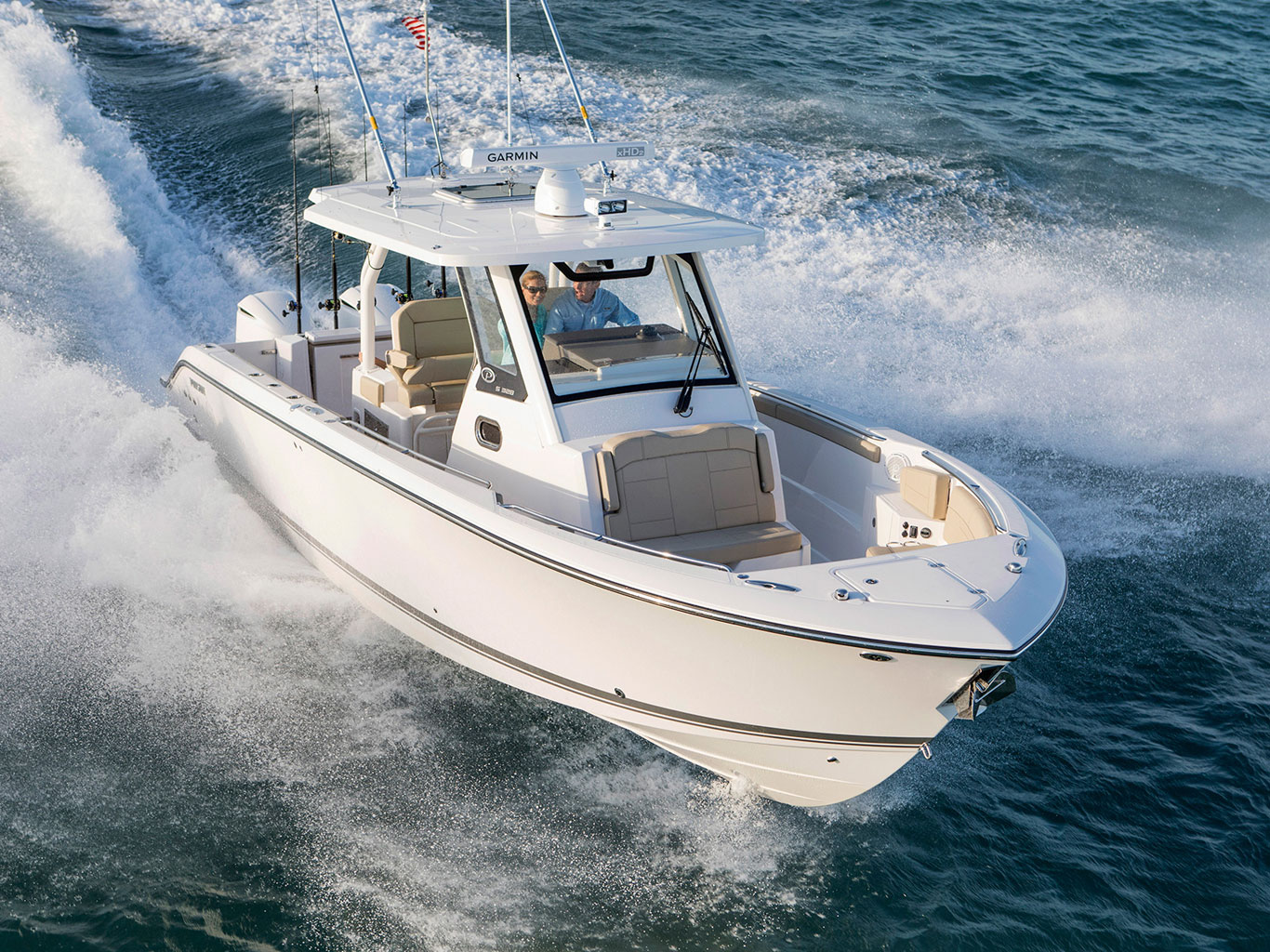 PURSUIT BOATS - S 328 SPORT