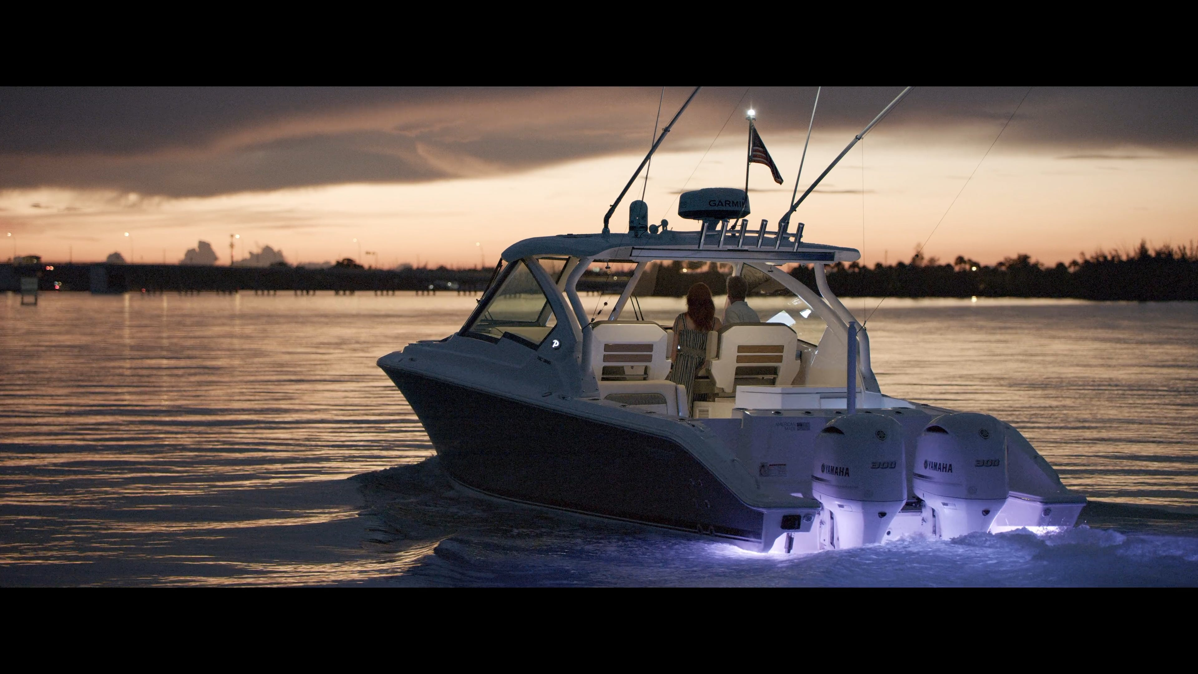 Pure. Pursuit. The Boat of Your Dreams. Watch video now.
