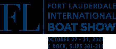 Fort Lauderdale International Boat Show, October 27-31, 2021 | C Dock, Slips 301-311