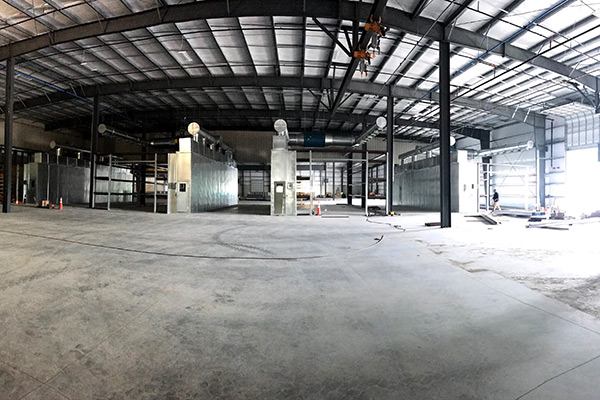 Pursuits new expansion site interior.