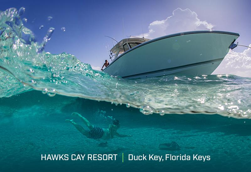 Hawks Cay Resort. Duck Key, Florida Keys