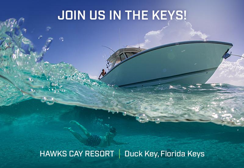 2021 Rendezvous Join us July 12-16. Hawks Cay Resort. Duck Key, Florida Keys