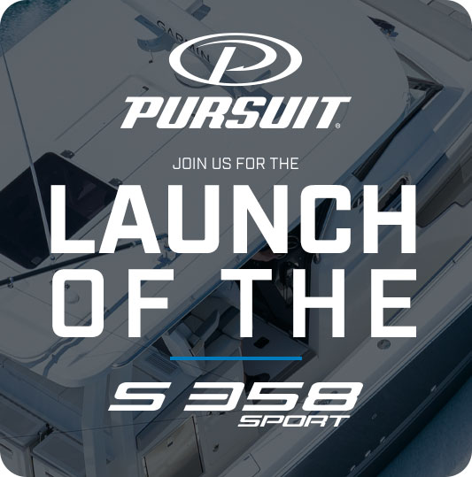 Pursuit Join us for the Launch of the S 358