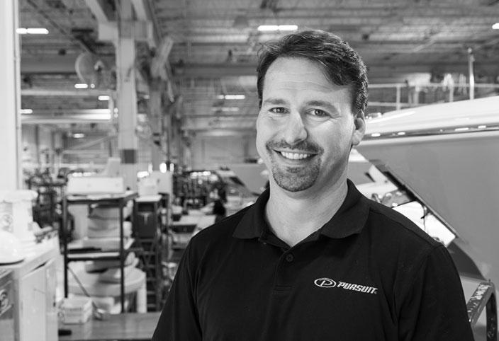 Christopher Gratz, Director of Engineering